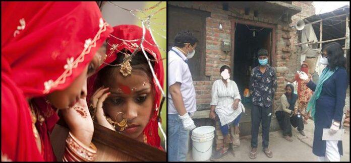 हल्द्वानी:नाबालिग बेटी की शादी करा रहे थे परिजन,मौके पर पहुंची टीम ने पढ़ाया नियमों का पाठ