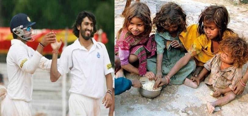 काबिले तारीफ़ है इंसानियत की पिच पर पूर्व क्रिकेटर का संकल्प, कोरोना काल में मसीहा बने चैतन्या नंदा