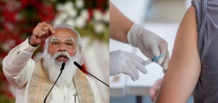 अब रजिस्ट्रेशन के बिना भी वैक्सीन लगवा सकेंगे 18 से ऊपर उम्र के लोग,केंद्र सरकार के नए निर्देशों पर डालें नज़र