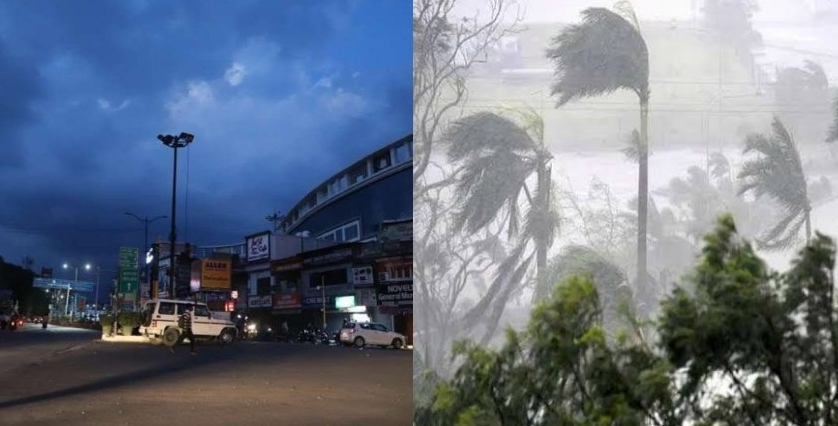 नैनीताल समेत इन जिलों में जारी हुआ अलर्ट, भारी बारिश के साथ तूफान के भी आसार