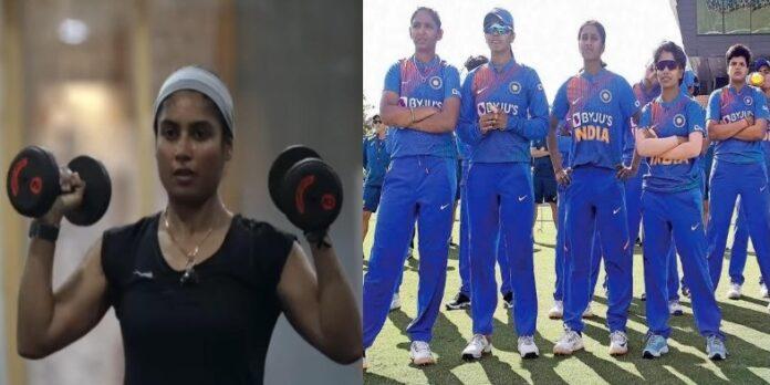 इंग्लैंड दौरे के लिए बहाया जा रहा है पसीना, आपके रौंगटे खड़े कर देगा भारतीय महिला क्रिकेट टीम का यह वीडियो