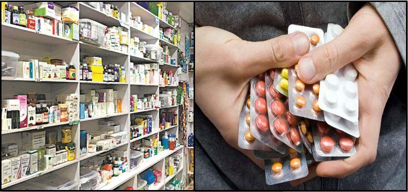 कुमाऊं में कोरोना का कहर देखिए, एक महीने में करोड़ों की बिकी हैं ये दवाइयां