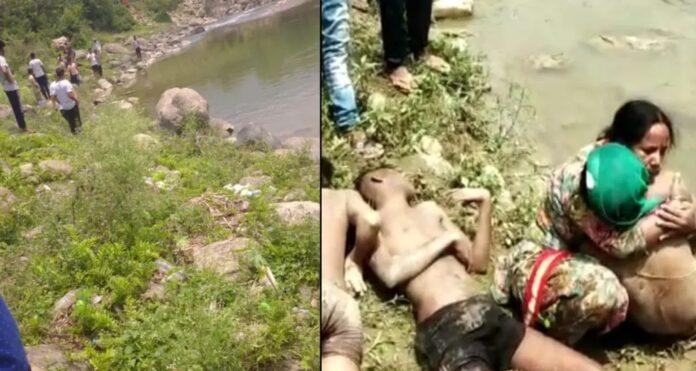 उत्तराखंड: सरयू नदी में नहाने गए पांच किशोरों के शव मिले,मृतकों में दुल्हन के दो सगे भाई शामिल