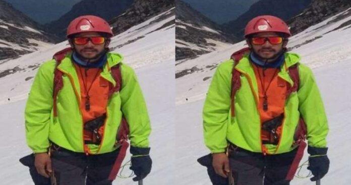 उत्तराखंड: कासनी गांव के मनीष ने फतेह की दुनिया की सबसे ऊंची चोटी, रिकॉर्ड बुक में दर्ज कराया नाम