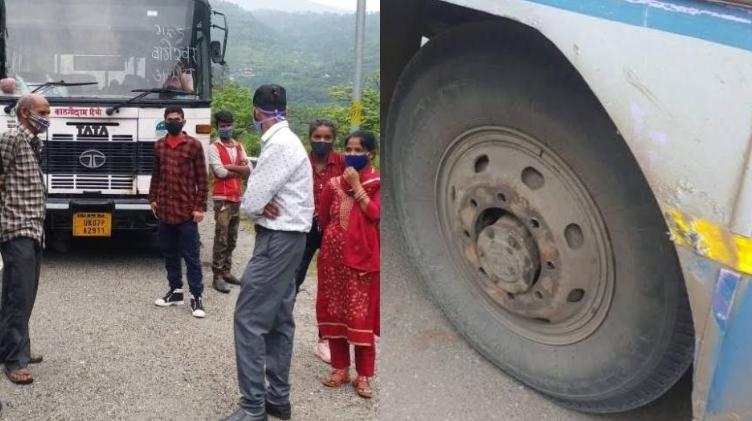 हल्द्वानी: रोडवेज की लापरवाही से घंटों परेशान रहे बस में सवार 29 यात्री