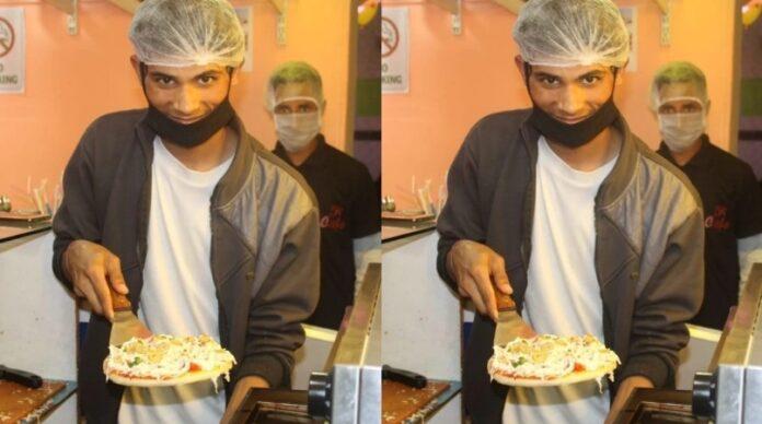 गज़ब, न्यू गांव के जसवीर असवाल ने मंडुवे से तैयार किए फास्ट फूड, पिज़्ज़ा-बर्गर से कमा रहे लाखों रुपए