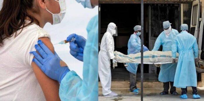 भारत में दर्ज हुई कोरोना वैक्सीन के कारण पहली मौत, केंद्र ने की पुष्टि