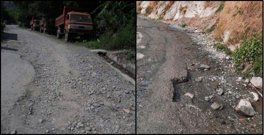 अमृतपुर-जमरानी मार्ग दस दिनों के लिए रहेगा बंद, केवल ये वाहन चल सकेंगे