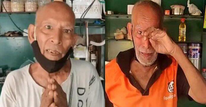 बड़ी खबर: बाबा का ढाबा के मालिक कांता प्रसाद ने की आत्महत्या की कोशिश