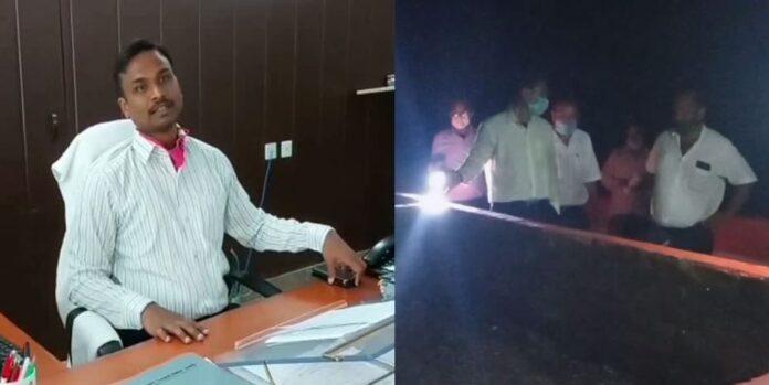 उत्तराखंड: DM हो तो ऐसा, देर रात लालटेन की रौशनी में गांववालों से मिलने पहुंचे डॉ. विजय कुमार जोगदंडे
