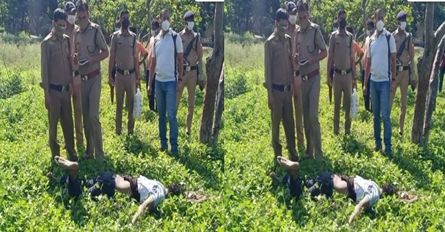 हल्द्वानी में युवक की हत्या, वारदात को अंजाम देने के बाद खेत में फेंक दिया शव