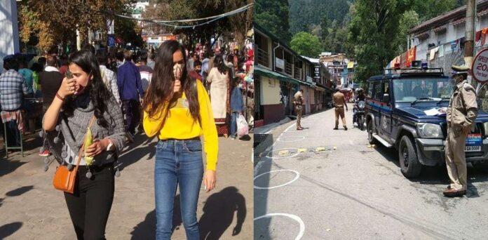 नैनीताल पुलिस ने पर्यटकों से दो दिन में वसूला ढाई लाख रुपए जुर्माना