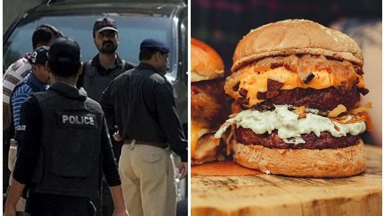 अजीब: पाकिस्तान में मुफ्त में बर्गर नहीं देने पर पुलिस ने रेस्त्रां के पूरे स्टाफ को किया गिरफ्तार, जानें मामला