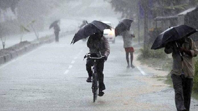 नैनीताल समेत छह जिलों में भारी बारिश का अलर्ट जारी, सात व आठ जुलाई संभावित डेट