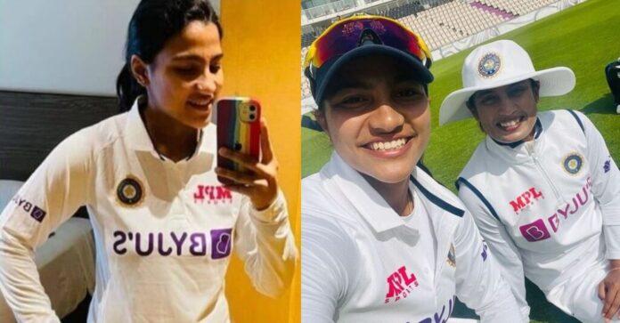 स्नेह राणा ने टेस्ट में किया टीम इंडिया के लिए डेब्यू,बनी उत्तराखंड की दूसरी खिलाड़ी
