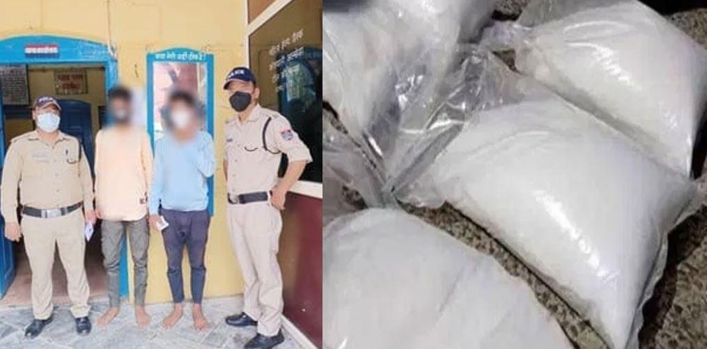 अल्मोड़ा में करीब 80 हज़ार रुपए की स्मैक के साथ दो छात्र गिरफ्तार, जानें मामला