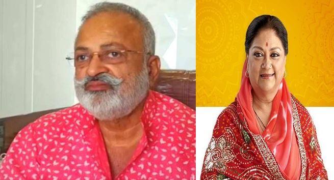 वसुंधरा राजे अकेले दम पर 15 से 20% वोट खींच सकती हैं, वह राजस्थान में नंबर वन हैं