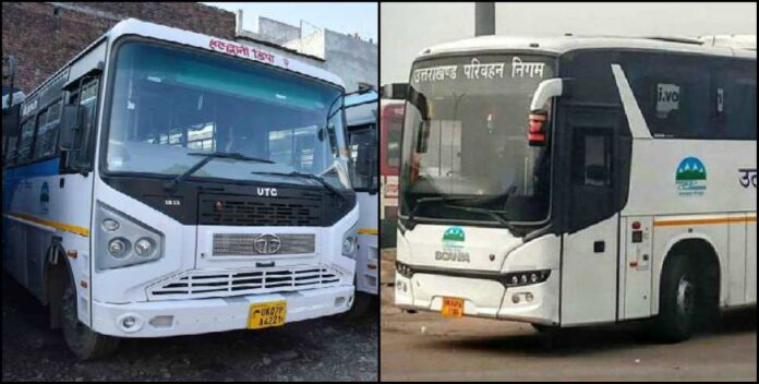 Uttarakhand Roadways will go to Delhi via UP now, permission granted