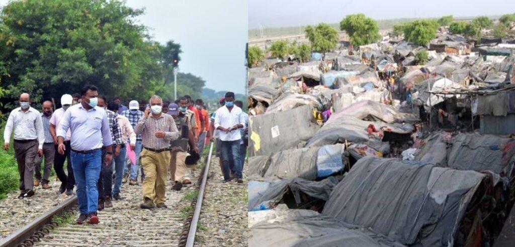 रेलवे को फिर याद आया बनभूलपुरा अतिक्रमण, लोगों को जारी किया नोटिस, चुनाव हैं नजदीक