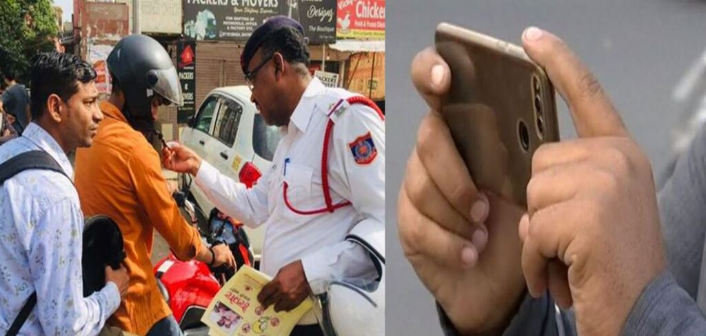 Uttarakhand: Challan of traffic rules breaker will be deducted with the help of common man