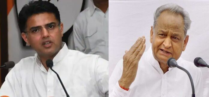 CM Ashok Gehlot denied the formula send to him by Congress leaders!