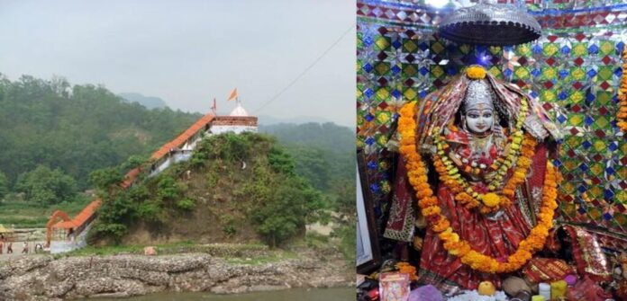 Ramnagar Girija Devi Temple closed once again from wednesday