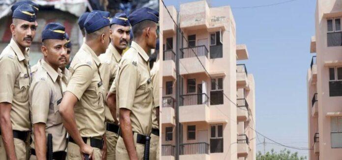 हल्द्वानी बद्रीपुरा में 12 सालों से खंडहर हो रहे सिपाहियों के फ्लैट अब जाकर सुधरेंगे