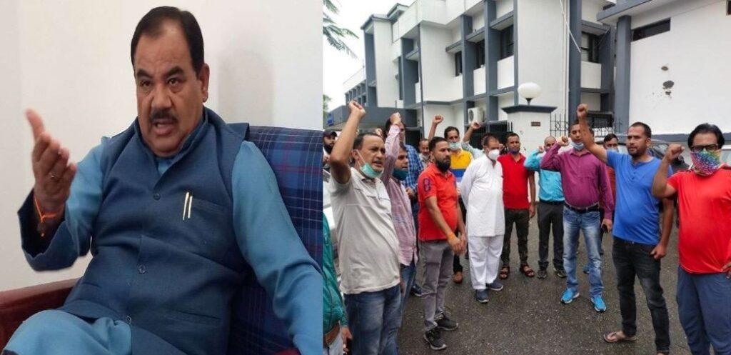 उत्तराखंड मंत्री हरक सिंह रावत के साथ बैठक के बाद बिजली कर्मचारियों की हड़ताल खत्म