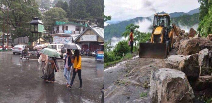 उत्तराखंड में बारिश के कहर से 250 सड़कें बंद, नैनीताल समेत छह जिलों में जारी रहेगा अलर्ट