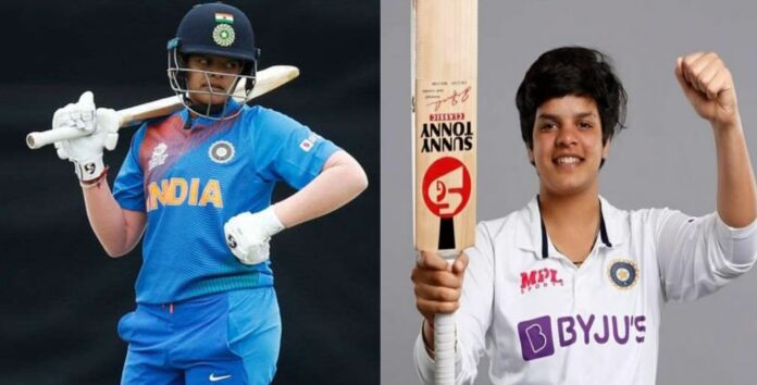 17 year old Indian women cricketer Shafali Verma cleared 10th class