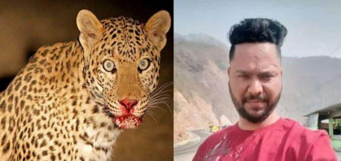 हड़कंप: द्वारीखाल में गुलदार का आतंक, 28 साल के युवक को बनाया अपना शिकार