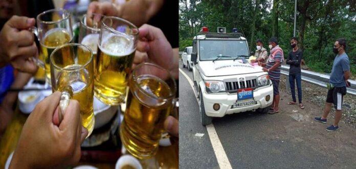 ऑपरेशन मर्यादा: उत्तराखंड पुलिस करेगी जंगलों में पार्टी करने वालों के चालान
