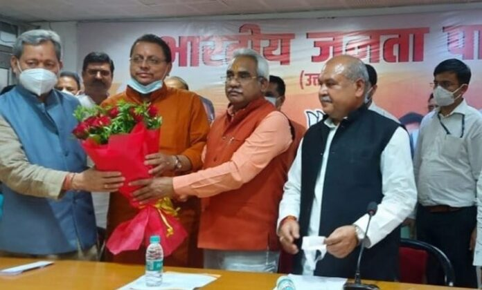 CM बनने के बाद पहली बार बोले पुष्कर सिंह धामी, कहा जनता का भरोसा जीतेंगे