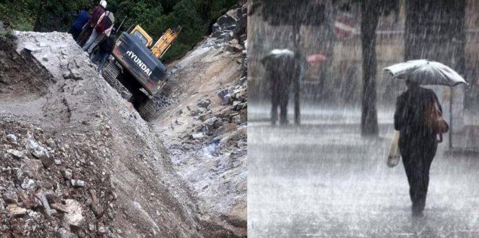 नैनीताल समेत छह जिलों में फिर अलर्ट जारी, बागेश्वर में बारिश से दस सड़कें बिल्कुल बंद