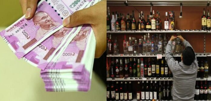 Nainital: Liquor shop salesmen is missing with 1.90 lakh rupees