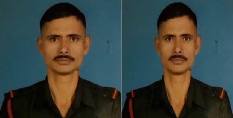 पौड़ी निवासी सूबेदार राम सिंह भंडारी जम्मू कश्मीर में शहीद