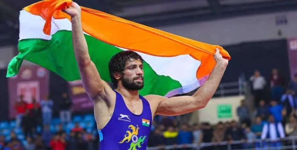 भारतीय पहलवान रवि दहिया ने टोक्यो ओलंपिक में जीता सिल्वर मेडल