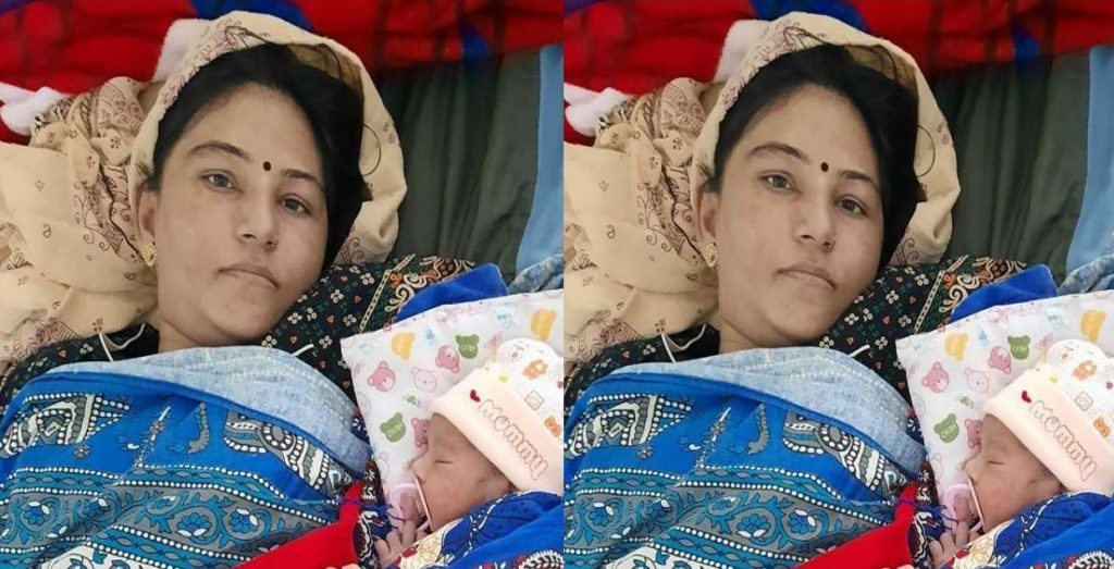 सब प्रभु की लीला है, हल्द्वानी में दिवंगत पति के जन्मदिन पर पत्नी ने दिया बेटे को जन्म