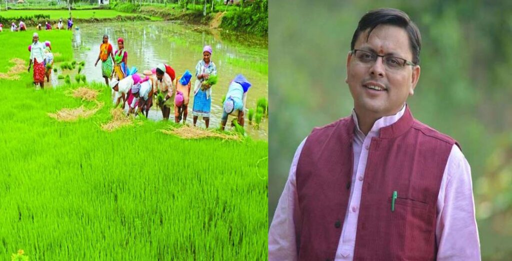 उत्तराखंड के किसानों के आएंगे अच्छे दिन, उद्यान विभाग ने तैयार की 1200 करोड़ की परियोजना