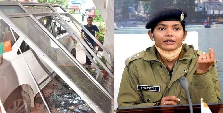 हल्द्वानी हीरानगर धमाके मामले में पुलिस ने दर्ज की FIR, बाल-बाल बचे BJP जिलाध्यक्ष प्रदीप बिष्ट