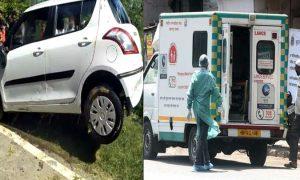 रुद्रपुर उत्तराखंड: दर्दनाक सड़क हादसे में पति-पत्नी की मौत,दवाई लेकर घर लौट रहे थे