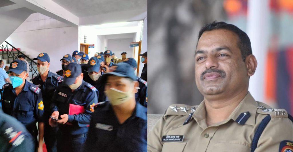 DIG कुमाऊं ने सीपीयू को दिए सख्त निर्देश,अब हल्द्वानी शहर में कार्यक्षेत्र के बाहर नहीं करेंगे चेकिंग