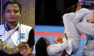बधाई: एशियन चैंपियनशिप के लिए हल्द्वानी महिला कॉलेज की छात्रा नव्या पांडे का भारतीय टीम में चयन