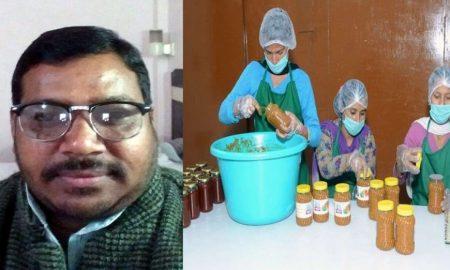 बागेश्वर निवासी हेम पंत ने पहाड़ी उत्पादों को दिया ग्लोबल बाजार, सालाना कमाई आठ करोड़ के पार