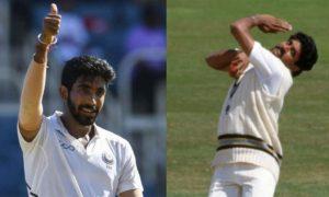 बूम बूम बुमराह ने टेस्ट क्रिकेट में पूरे किए सबसे तेज 100 विकेट, तोड़ा कपिल देव का रिकॉर्ड