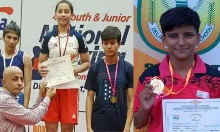 पिथौरागढ़ की बेटियों का बॉक्सिंग पंच, दुबई में निकिता और निवेदिता ने जीते दो मेडल