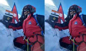 देवभूमि को गर्व है, ITBP जवान रतन सिंह ने दुनिया की 8वीं सबसे ऊंची चोटी पर फहराया तिरंगा