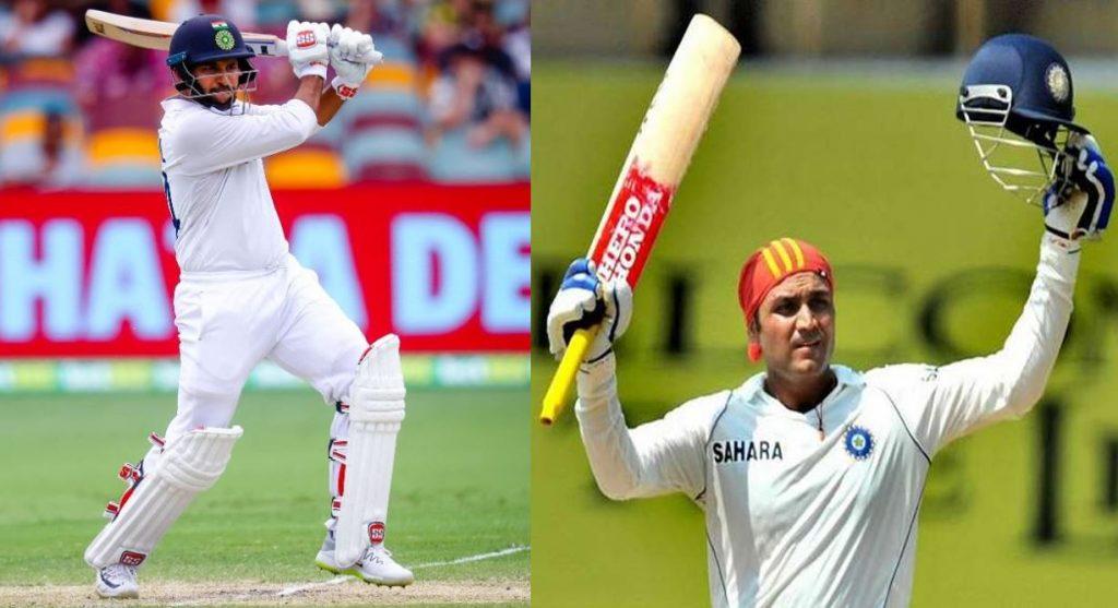 शार्दुल ठाकुर ने 31 गेंदों में मारी फिफ्टी, तोड़ा सहवाग का 13 साल पुराना रिकॉर्ड