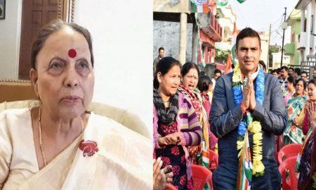 मां के आर्शीवाद के साथ सुमित करेंगे चुनावी मंथन, हल्द्वानी के 40 वॉर्डों में निकाली जाएगी इंदिरा संकल्प यात्रा