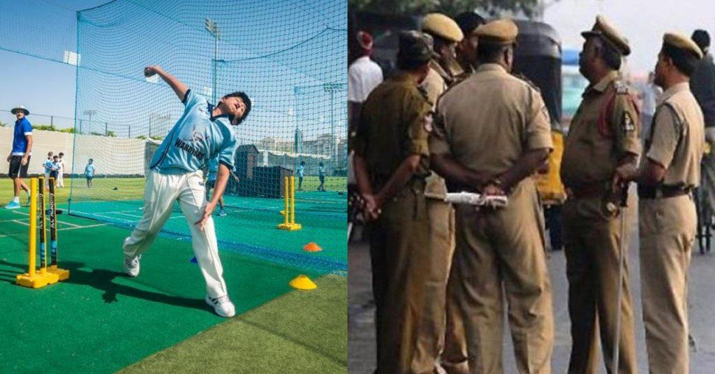IPL खिलाने के नाम पर धोखाधड़ी का मामला,क्रिकेट एकेडमी के कोच हुए गिरफ्तार